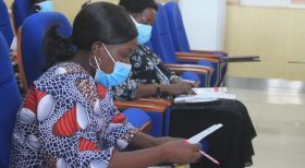 South Sudan's Health Workers Start Chinese Language Lessons