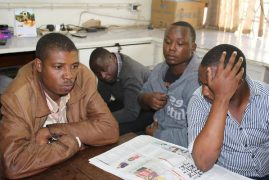 Police bust ring of hackers in multi-million shilling KRA, bank thefts