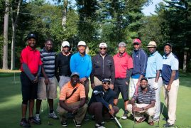 2016 Safari Boston Golf Club highlights