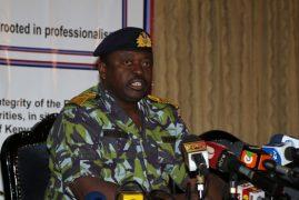 WE TOLD YOU: Gen Mwathethe Replaces Karangi As KDF Boss; Eugene Wamalwa Joins Cabinet In Uhuru's Mini Reshuffle