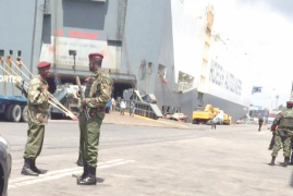 Kenya now in dilemma over blowing up ship with drugs