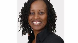 Death announcement for Alice Mumbi Wambaa of Los Angeles, California