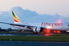 Ethiopian Voted Best Airline in Middle East & Africa – 2017