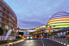 Kigali Ranked 2nd Most Popular Destination in Africa for International Events