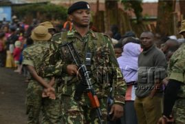 How Kenya tackled the insecurity challenge in 2015