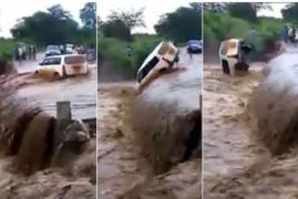 [VIDEO] Is this Kenya's silliest driver in 2015?