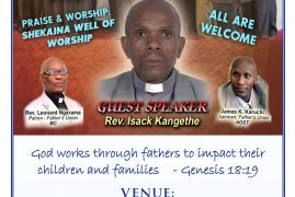 CELEBRATE FATHER'S DAY AT ST STEPHEN'S CHURCH LOWELL,JUNE 21st 2015 TIME:11AM