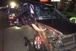VIDEO:Police: Kenyan Drunk driver charged after deadly wreck in northwest Harris County