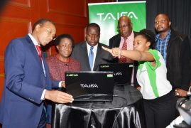 JKUAT Launches First Kenyan-Made Laptop