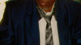 Memorial/Thanksgiving Service planned for  Mr. Joseph Mũigai Thuo of Dracut,Massachusetts, March 15th 2:30PM @ PCEA NEEMA CHURCH