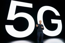 iPhone 12: Apple Inc unveils its flagship 5G phones