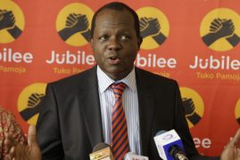 IEBC favouring CORD in voter listing, claims Jubilee's Tuju