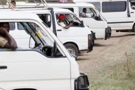 Kenya Bans Tanzania Tour Vans
