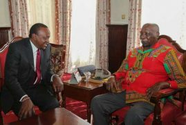 Uhuru waited under Moi's wings for years