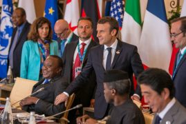France's Macron to visit Kenya in March