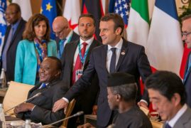 President Uhuru Invited to Another Global Summit to Represent Africa