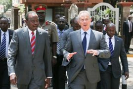 Uhuru hires Tony Blair: Blair lands deal for key Jubilee projects