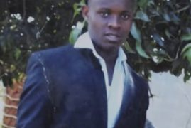 Man who fell from KQ plane into a London garden identified