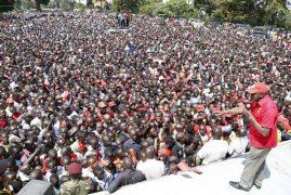 Stop 'frustrating' IEBC, Uhuru Kenyatta warns judges