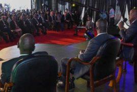 President Uhuru Kenyatta defends Jubilee over Kenya's Sh4 trillion debt