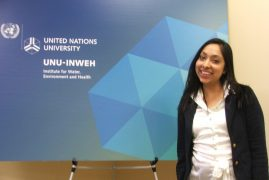 United Nations U-INWEH Masters Scholarships for Developing Country Students, 2016-2017