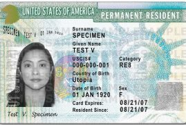 US Green Card Lottery for FY 2019 Begins October 3rd, Ends November 7th, 2017