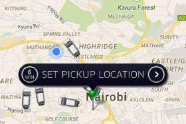 Uber to deliver food in Nairobi
