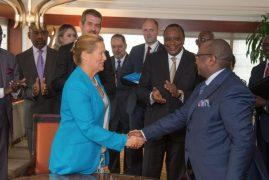 Kenyan Govt & UN Sign Deal to Deliver 100,000 Housing Units