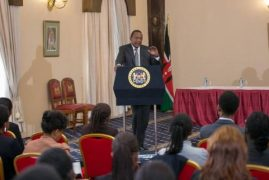 Gov't to open jobs to Kenyans abroad