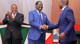 Reactions as DP Ruto Endorses BBI Article on Youths