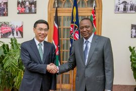 China's Wealthiest Businessmen Arrive In Nairobi Ahead Of Obama