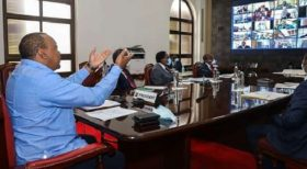 Ruto Excluded From Uhuru's Virtual Cabinet Meeting-Isolation Is Complete