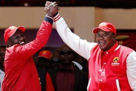 Why Diaspora Supports Uhuruto for Five More Years