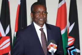 Chief Justice David Maraga sworn in, pledges to end backlog of cases