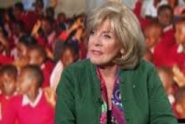 Sally Armstrong talks to Lisa LaFlamme about Kenya's fight against rape
