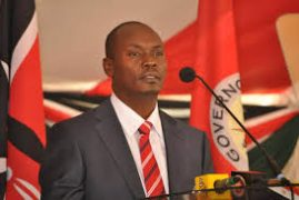 Governor Kabogo launches his gubernatorial re-election bid in Thika