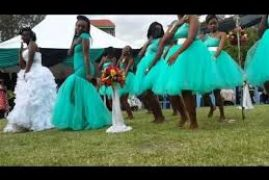 Top Kenyan wedding Dance:WHAT A DANCE (BEST DANCE FOR THE GROOM)  JACKY Weds MBABA
