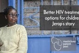HIV and COVID-19: the story of Jerop from Kenya