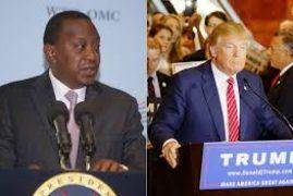 Readout of the President's Call with President Uhuru Kenyatta of Kenya