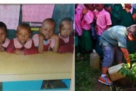 RIVER VALLEY CHARTER SCHOOL STUDENTS RAISE FUNDS FOR EDUCATION PROGRAMS IN BURA, KENYA