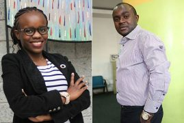 'NATION' JOURNALISTS SELECTED FOR FELLOWSHIPS