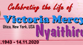 Mama Victoria Mercy Nyaithiru:What President Uhuru Kenyatta said when condoling with family of mama Victoria