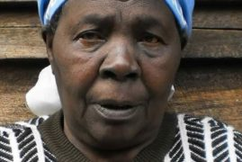 Transition/Death Announcement of Mrs.Mary Njeri Njau