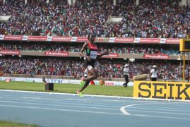 Wambui, Jeruto bring down the roof at Kasarani