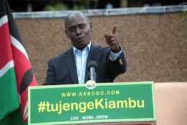 What Kabogo exit means for Jubilee