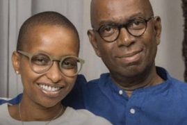 Wambui Collymore Speaks About Life Without Bob On 1st Year Anniversary