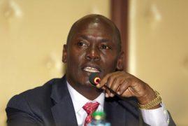 William Kabogo calls then cancels press conference