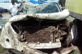 Kenyan family from Lowell,Massachusetts survives horrific accident