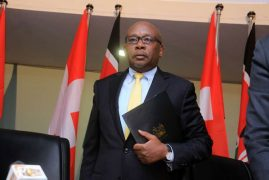 Kenya has no plans to pull out of ICC, says AG Githu Muigai