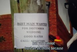 """BEST MAN"":film shows a small snap shot of the rising cost of alcoholism in Central Kenya"